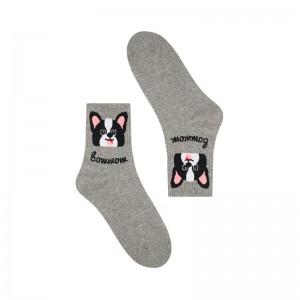 Женские носки VIVID COLOR Собаки - 1 пара