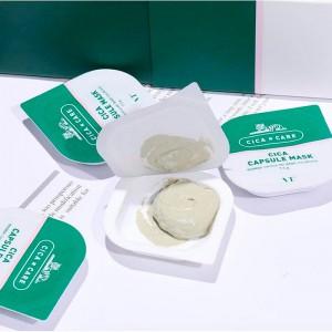 Капсульная маска для лица с центеллой VT Cosmetics Cica Capsule Mask 7,5 мл
