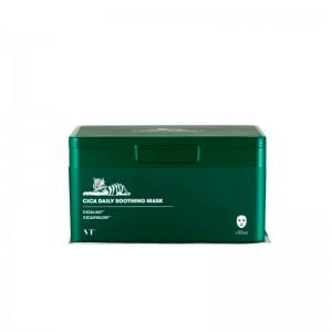 Набор успокаивающих тканевых масок VT Cosmetics Cica Daily Soothing Mask 30 шт
