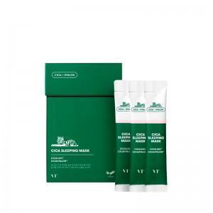Ночная маска для чувствительной и проблемной кожи VT Cosmetics Cica Sleeping Mask 4 мл