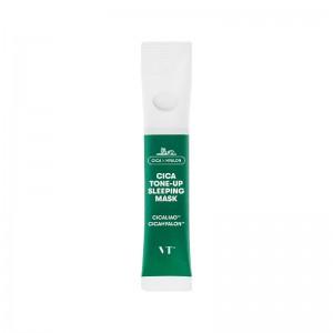 Ночная осветляющая маска с CICA-комплексом VT Cosmetics Cica Tone-Up Sleeping Mask 4 мл