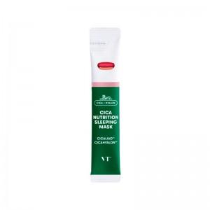 Ночная питательная маска с CICA-комплексом VT Cosmetics Cica Nutrition Sleeping Mask 4 мл