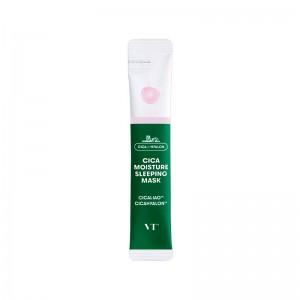 Ночная увлажняющая маска с CICA-комплексом VT Cosmetics Cica Moisture Sleeping Mask 4 мл