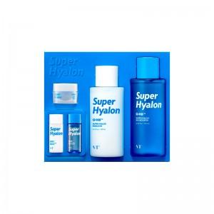 Набор увлажняющих средств с гиалуроновой кислотой VT Cosmetics Super Hyalon Skin Care Set