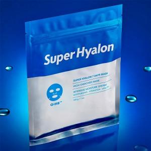Набор увлажняющих тканевых масок VT Cosmetics Super Hyalon 7 Days Mask 7шт