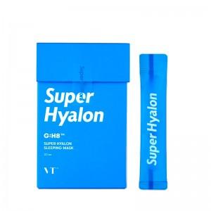 Ночная маска для глубокого увлажнения VT Cosmetics Super Hyalon Sleeping Mask 4 мл