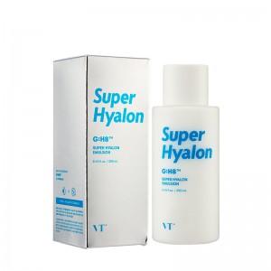 Интенсивно увлажняющая эмульсия VT Cosmetics Super Hyalon Emulsion 250 мл