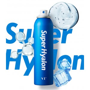 Увлажняющий солнцезащитный спрей VT Cosmetics Super Hyalon Sun Spray SPF 50+ PA +++ 150мл