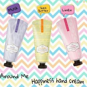 Крем для рук WELCOS Around Me Happiness Hand Cream 60 мл