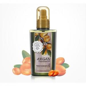 Аргановое масло для волос и тела WELCOS Confume Argan Treatment Oil - 125+25 мл
