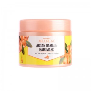 Маска для волос с экстрактом арганы WELCOS Kwailnara Around Me Argan Damage Hair Mask 300 мл