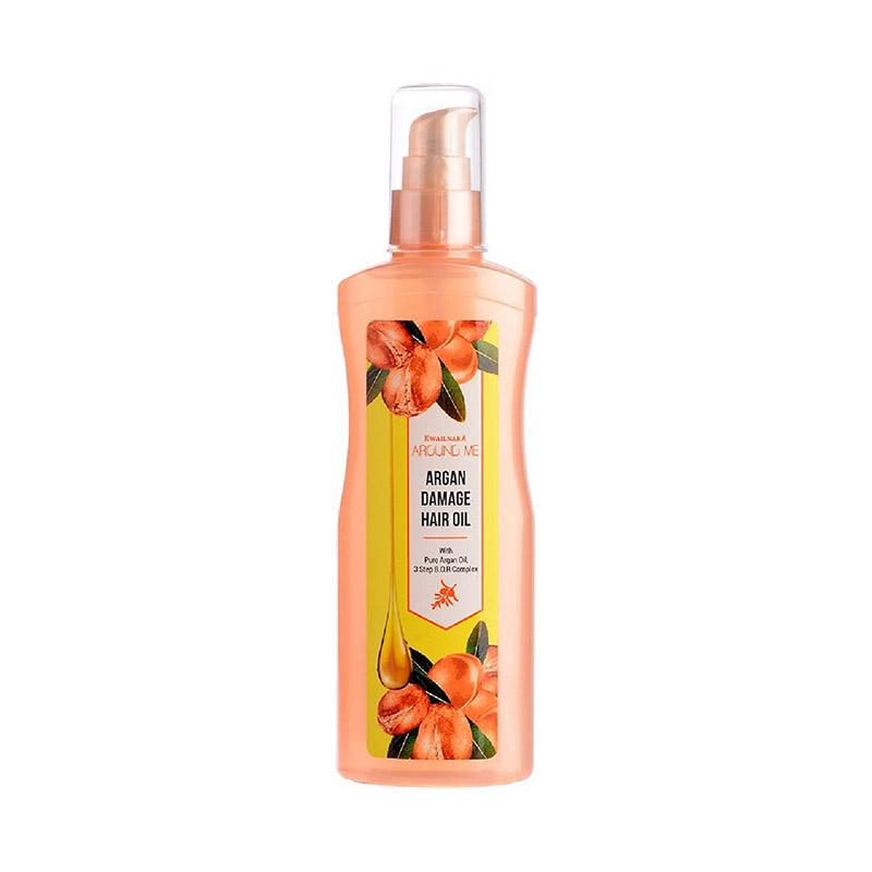 Масло для поврежденных волос WELCOS Kwailnara Around Me Argan Damage Hair Oil 155 мл