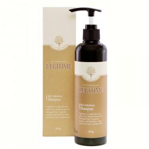 Увлажняющий шампунь от перхоти WELCOS Mugens Legitime Rich Moisture Shampoo - 300 мл