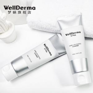 Увлажняющая пенка для умывания WellDerma G Plus Embellish Essence Cleanser 100 мл