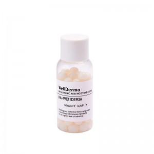 Капсулированный крем с гиалуроновой кислотой WELLDERMA Hyaluronic Acid Moisture Cream 20 гр