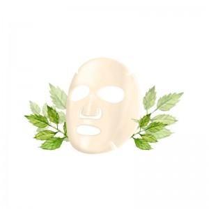 Успокаивающая тканевая маска с чайным деревом WellDerma Teatree Trouble Care Ampoule Mask 25 мл