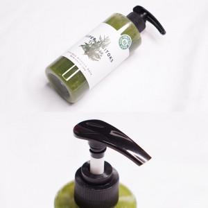 Универсальная детокс пенка WONDER BATH Super Vegitoks Cleanser Green 300 мл
