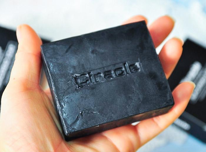 Чёрное мыло для проблемной кожи CIRACLE Blackhead Soap
