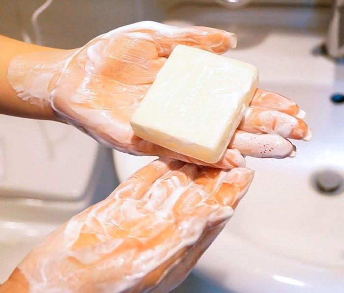 Увлажняющее мыло для лица CIRACLE White Chocolate Moisture Soap