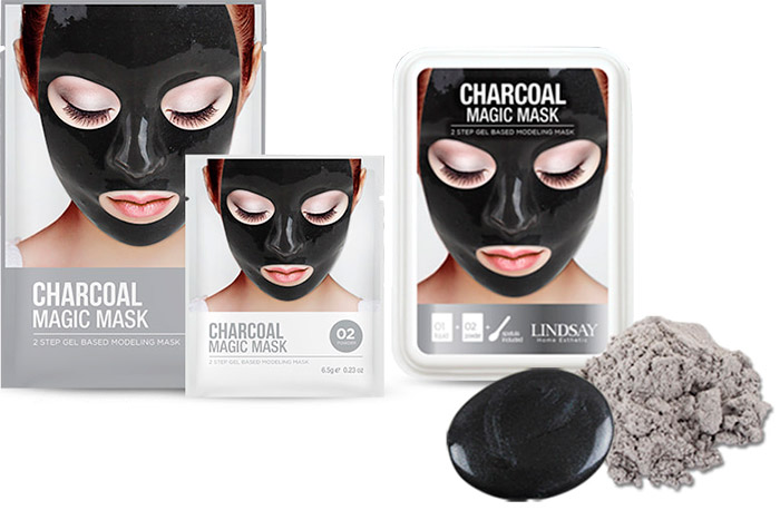 Альгинатные маски LINDSAY Luxury Magic Mask Tray Pack