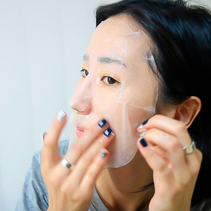 Тканевая SPA маска для лица LADOR LA-PAUSE Hydra Skin SPA Mask
