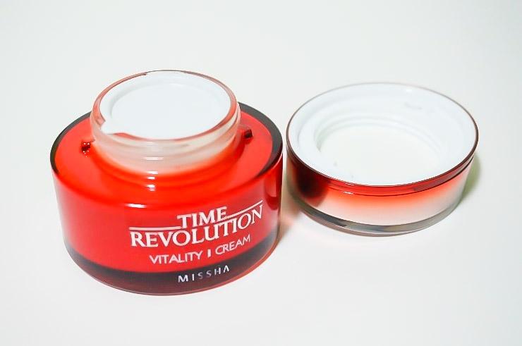 Антивозрастной крем для лица MISSHA Time Revolution Vitality Cream