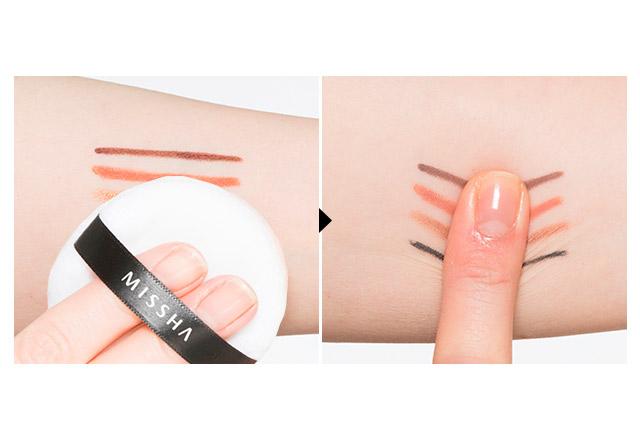 Рассыпчатая пудра для лица MISSHA Pro-Touch Face Powder SPF15