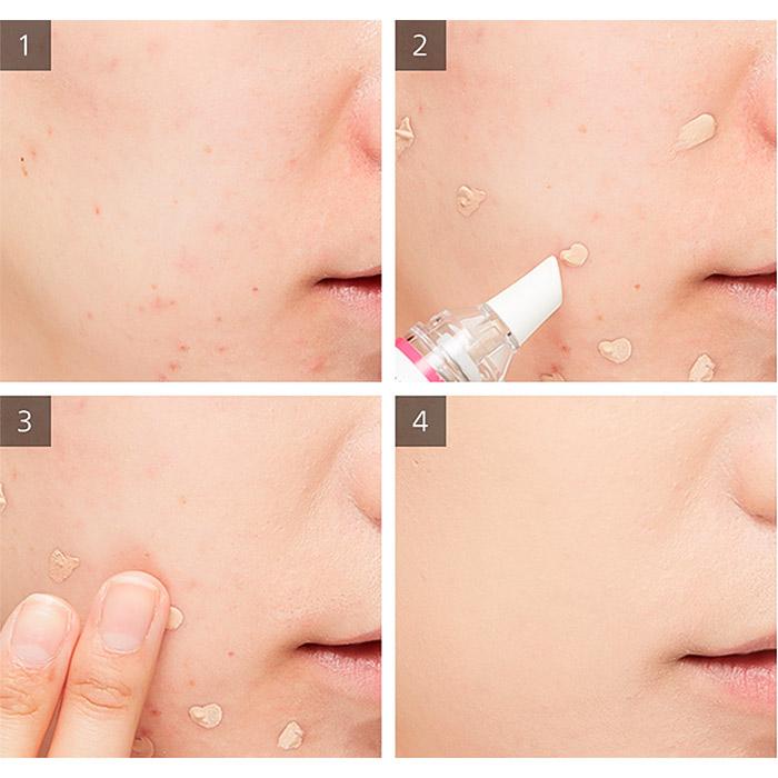 Точечный крем-корректор для проблемной кожи  MISSHA Near Skin Trouble Cut Spot Cover