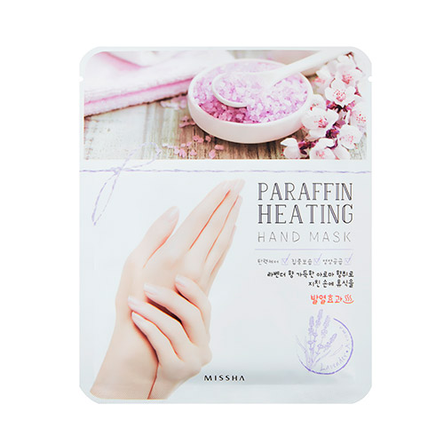 Парафиновая маска для рук MISSHA Paraffin Heating Hand Mask