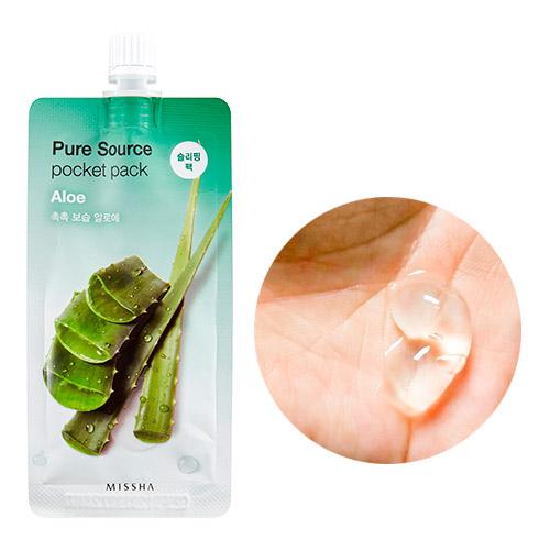 Маски для лица MISSHA Pure Source Pocket Pack