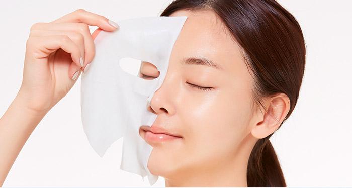 Тканевые маски для лица MISSHA Mascure Sheet Mask