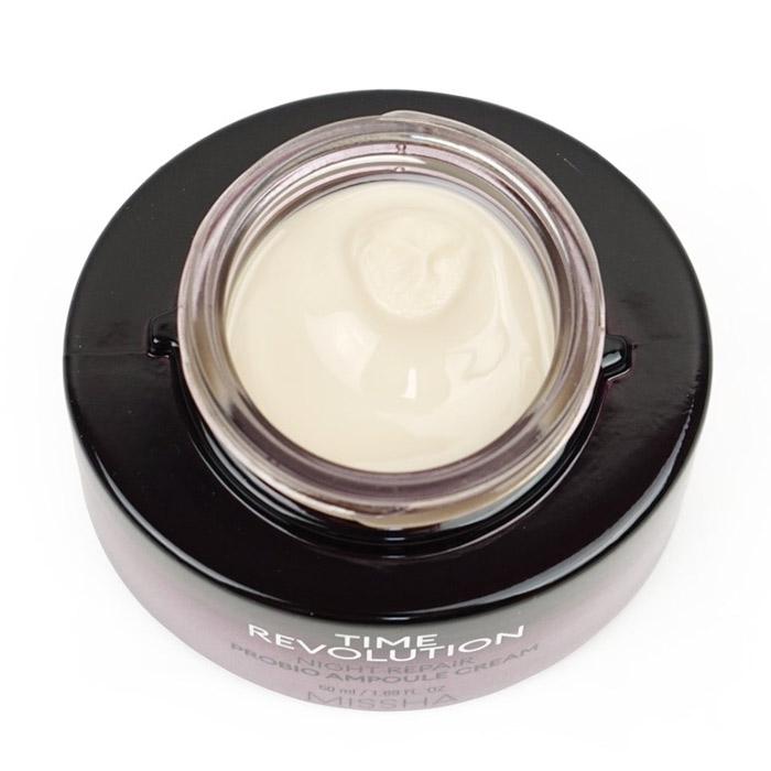 Ночной восстанавливающий крем MISSHA Time Revolution Night Repair Probio Ampoule Cream