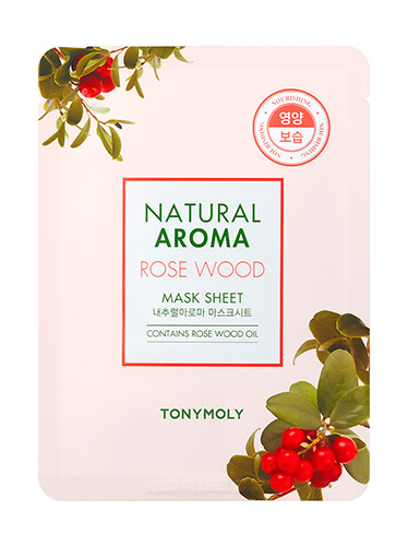 Тканевые маски TONY MOLY Natural Aroma Oil Mask
