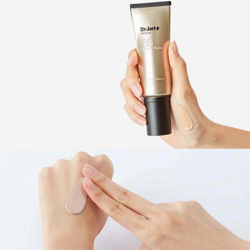 ББ-крем для лица с эффектом лифтинга DR.JART+ Premium Beauty Balm Gold Label SPF45 PA+++