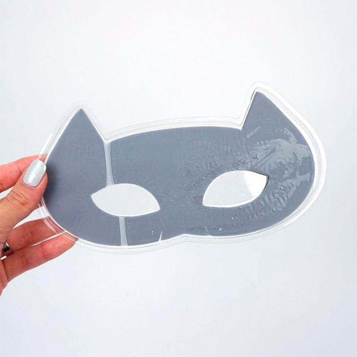 Маска-патч для век ETUDE HOUSE Mystery Cat Black Hydrogel Eye Patch