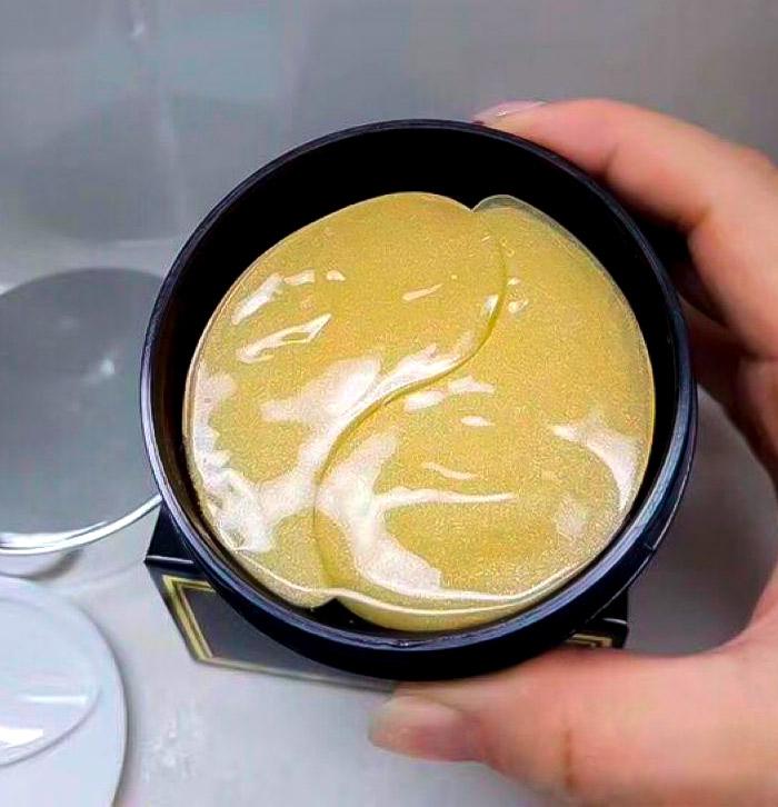 Регенерирующие патчи с прополисом JM Solution Honey Luminous Royal Propolis Eye Patch