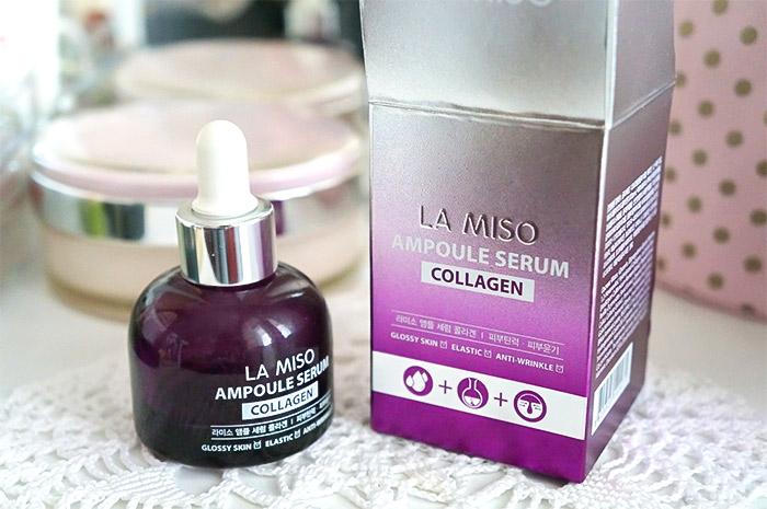 Ампульная сыворотка с коллагеном LA MISO Ampoule Serum Collagenl