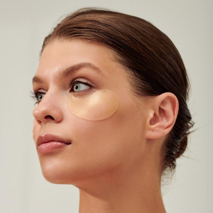 Патчи для глаз с золотом LA MISO Gold Hydrogel Eye Patch