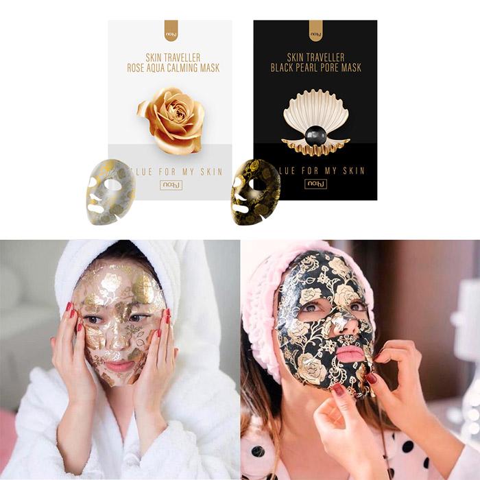 Тканевая маска NO:HJ Skin Traveller Mask