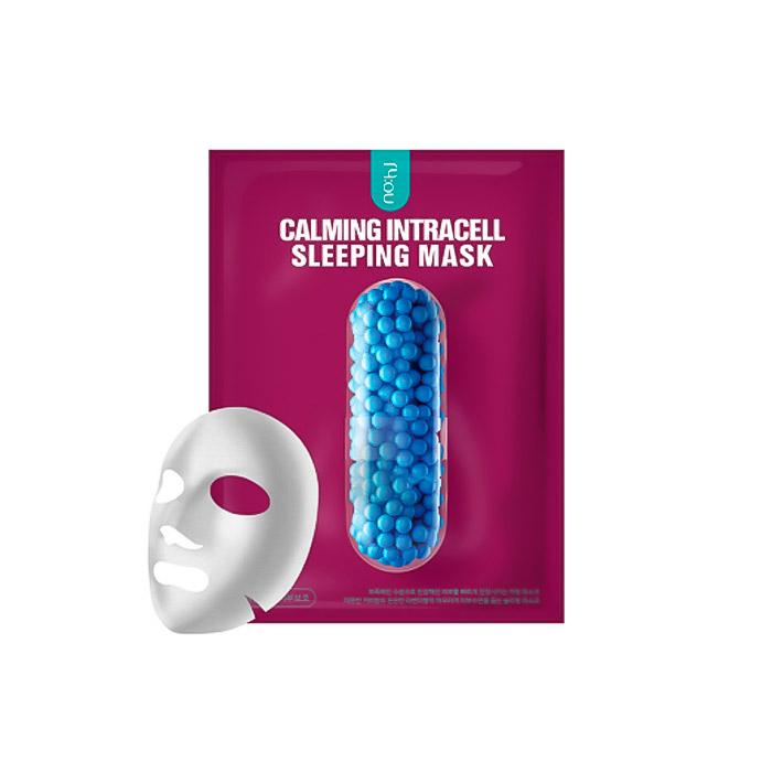 Тканевая успокаивающая маска NO:HJ Calming Intracell Sleeping Mask Pack