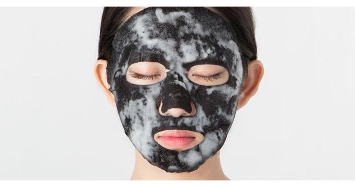 Кислородная маска для очищения пор DR.JART+ Dermask Intra Jet Porecting Solution