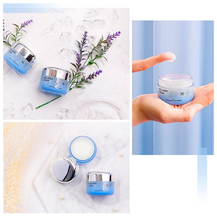 Увлажняющий крем с коллагеном VILLAGE 11 FACTORY Collagen Cream